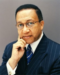 Dr. Benjamin Chavis Lead Author of Toxic Waste and Race
