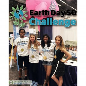 Earth Day 50 Challenge at Earth Day Texas