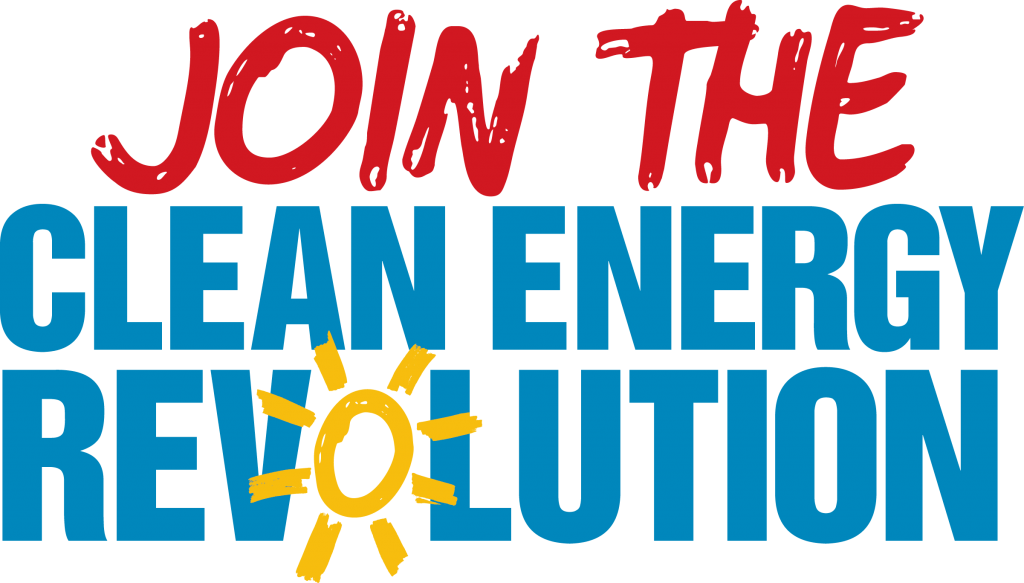Join the Clean Energy Revolution