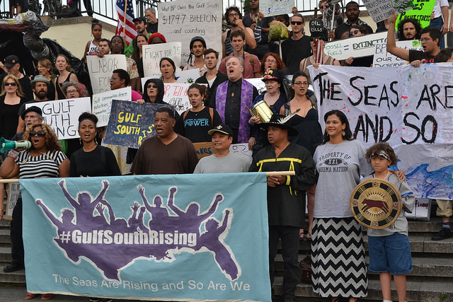 Gulf South Rising Commemorating 5th Anniversary of BP Oil Spill