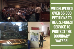 Boundary Waters hearing
