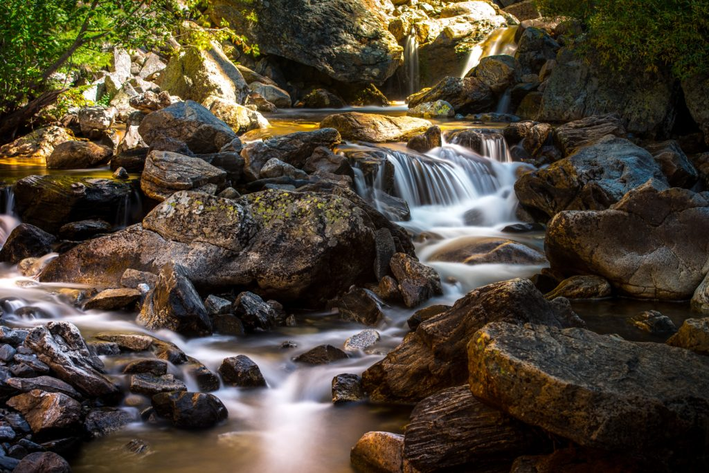 A forest stream (Photo: Nathan Anderson, Unsplash)