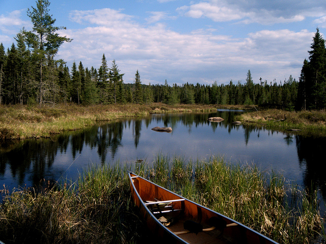 Minnesota's Beautiful Boundary Waters (Photo: Flickr User rengber cc 2.0)