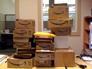 Amazon Boxes (Photo: Public.Resource.Org CC 2.0)