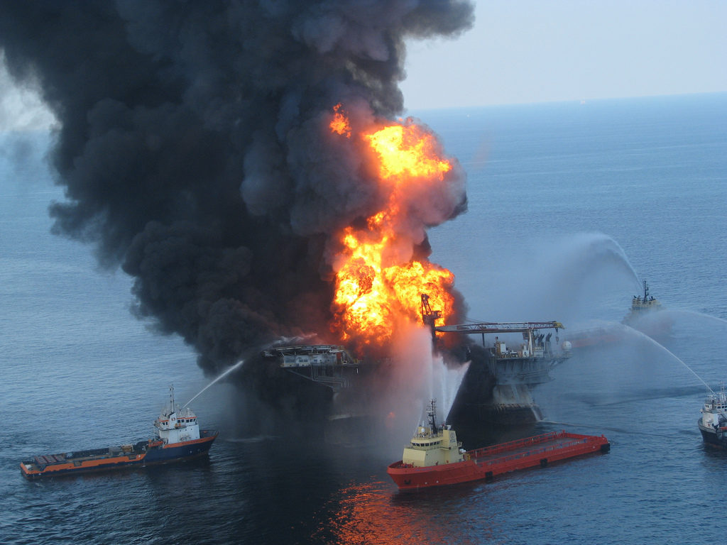 Support this ban on new offshore drilling