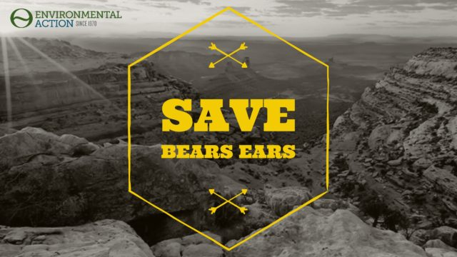 Take Action - Save Bears Ears