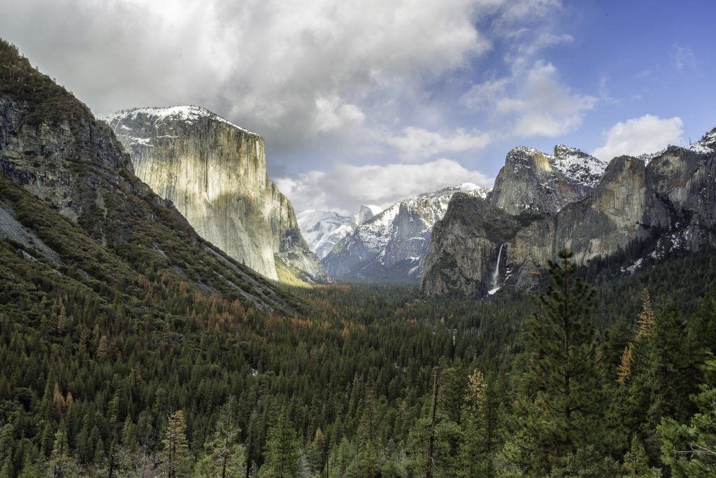 Yosemite National Park (Photo: Tommy Lisbin, Unsplash)