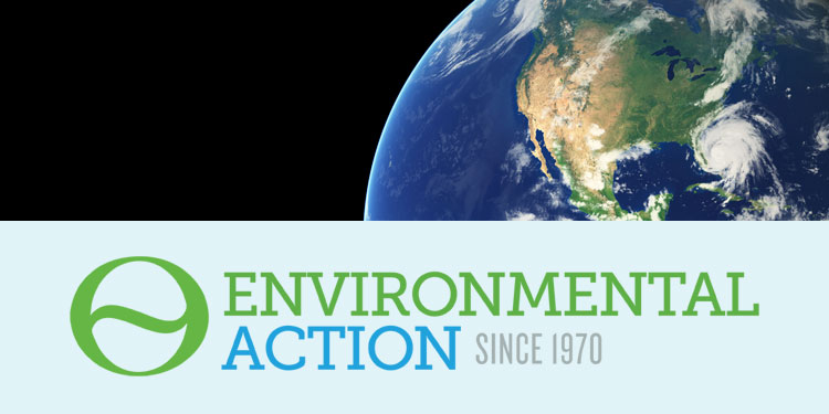 Environmental Action Earth Day 2018
